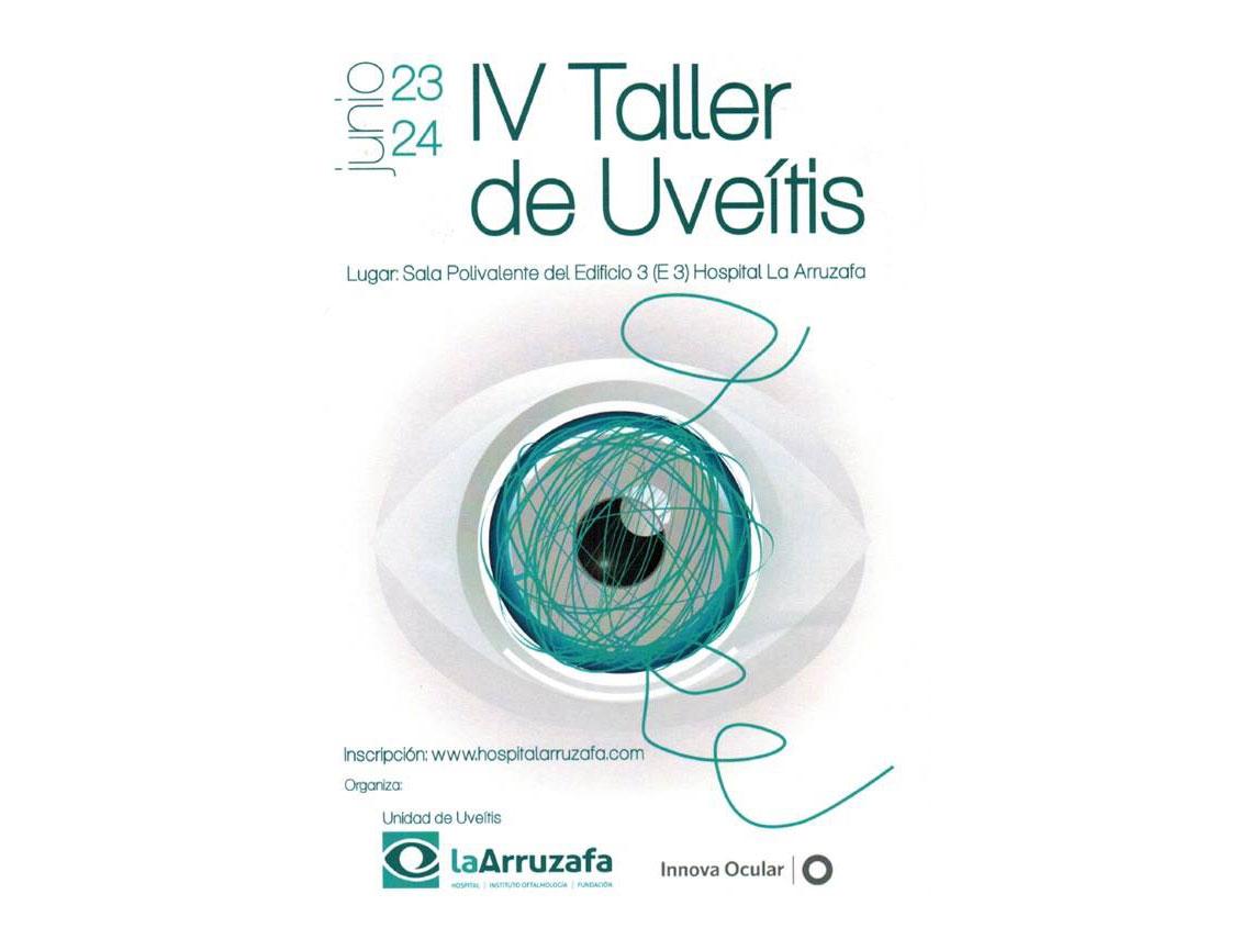 IV Taller de Uveitis La Arruzafa