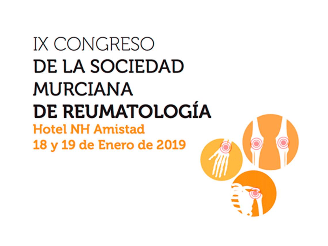 IX Congreso de la Sociedad Murciana de Reumatología