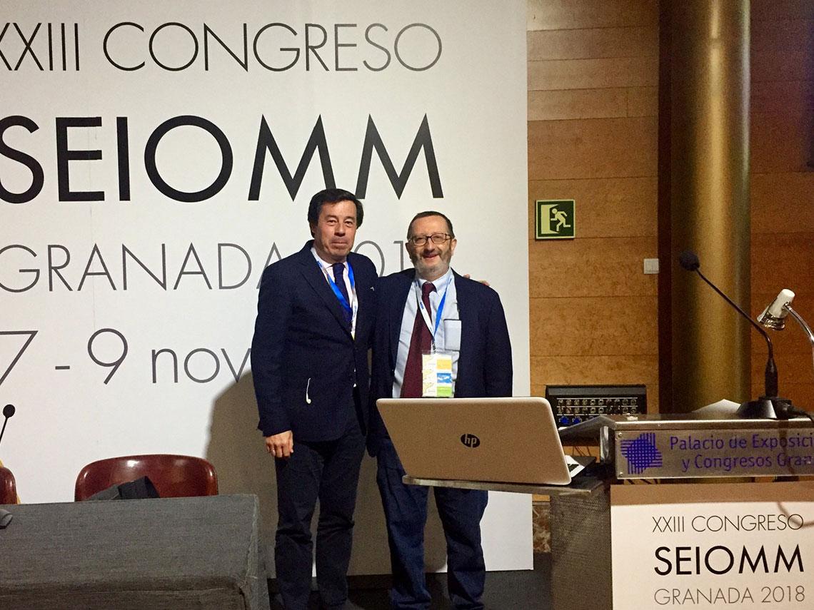 XXIII congreso SEIOMM