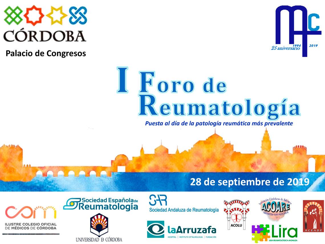 I Foro de Reumatología