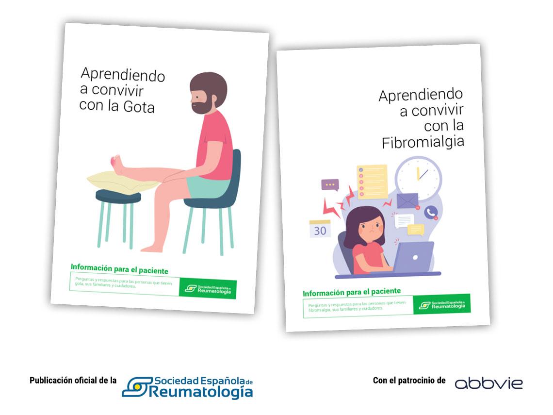 Dos nuevas guías para pacientes
